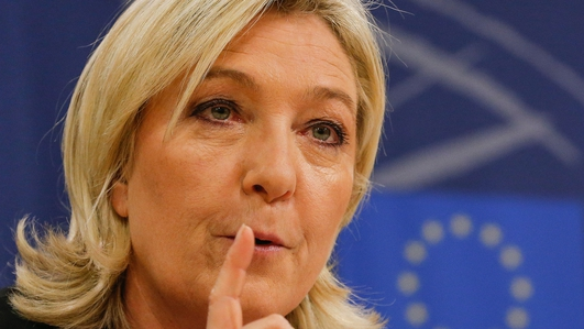 Trouble on the French National Front
