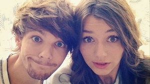 Louis Tomlinson and Eleanor Calder | Instagram/eleanorj92