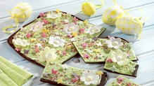 Easter Chocolate Slab