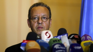 "UN mediator Jamal Benomar says Yemen had been pushed ""towards the edge of civil war"