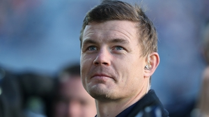 O'Driscoll - Part of all-star line-out