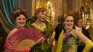 Holliday Grainger plays Anastasia Tremaine in Cinderella