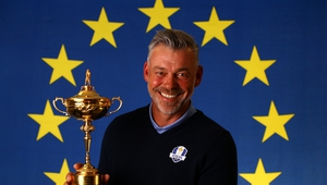 Darren Clarke will reveal his wild cards for the Ryder Cup on Tuesday afternoon