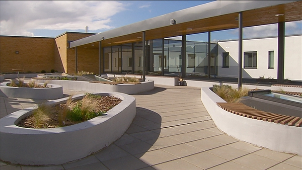 The new South Lee acute mental health unit cost €15 million to build