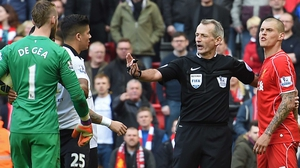 The FA said in a statement the incident was not seen by the officials, but was caught on video