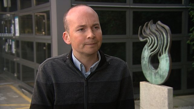 Paul Murphy criticised the Labour Party in his address