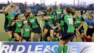 The Ireland women are one tournament away from qualifying for Rio 2016
