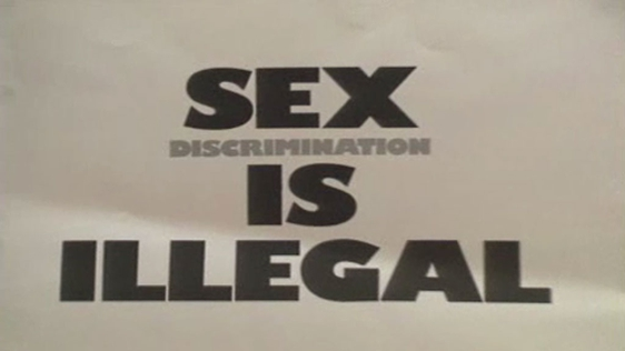 Sex Discrimination in the Workplace (1990)