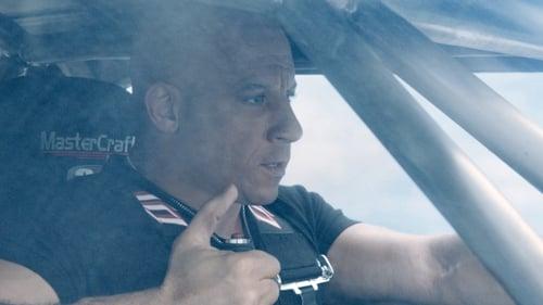 Vin Diesel in F&F7
