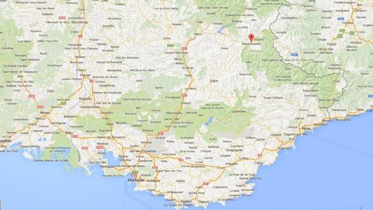 Plane Crash in French Alps