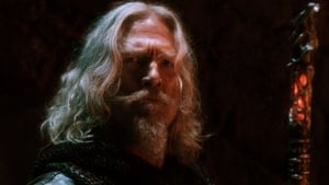 """Jeff Bridges - that odd delivery means you almost expect him to appear in a red suit, cheerfully bellowing """"ho ho  . ."""""""