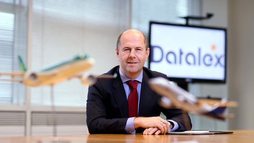Aidan Brogan, CEO of Datalex