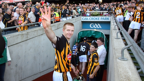 Henry Shefflin has called time on a remarkable career