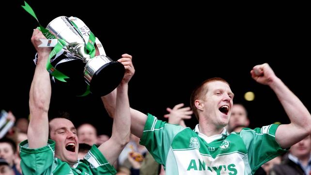 Ballyhale celebrate All-Ireland glory in 2015
