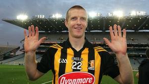 Shefflin celebrates winning his tenth All-Ireland