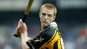 Eyes on the prize during the 2004 All-Ireland semi-final against Waterford
