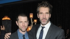 Game of Thrones showrunners DB Weiss and David Benioff