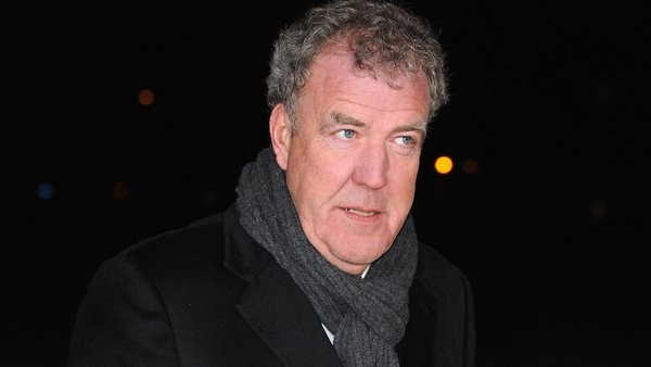 Clarkson - Final Top Gear scenes likely to air in the summer
