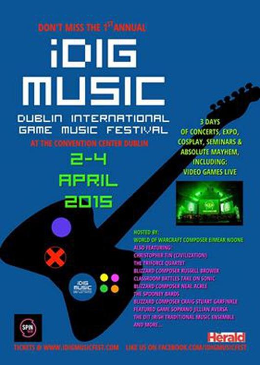 Dublin International Game Music Festival