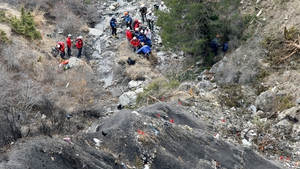 Germanwings plane crashed into the Alps in March