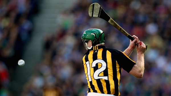 Henry Shefflin in action in the 2012 All-Ireland final
