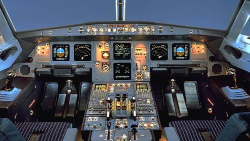 10% of Aer Lingus pilots are women