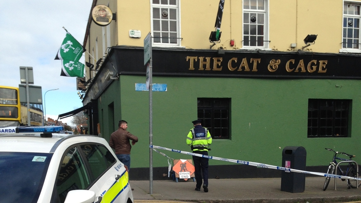Dublin shooting linked to organised crime: gardaí