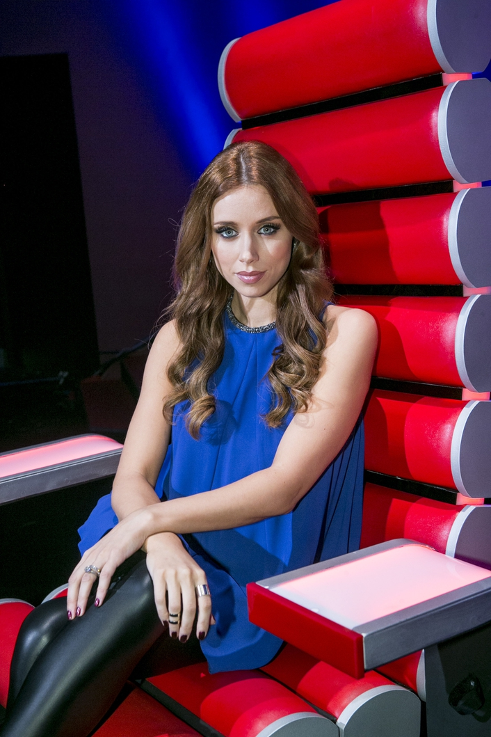 The Voice of Ireland - coach Úna Foden