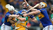 Offaly host Tipperary in Tullamore