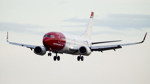 The new routes will be operated under Norwegian's Irish subsidiary Norwegian Air International Ltd