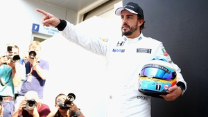 Fernando Alonso has aired frustrations with his team but insisted he won't be leaving