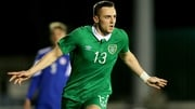 Dylan Connolly scored the game's only goal for Ireland