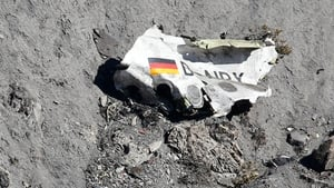 Bild reported that the pilot tried to force his way back into the cockpit using an axe