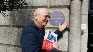 Roddy Doyle's new committment - the Dublin novelist is getting acquainted with Mozart