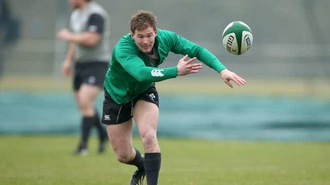 Kieran Marmion pens two-year deal with Connacht