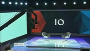 One News Web: Leaders of two main UK parties take part in televised debate