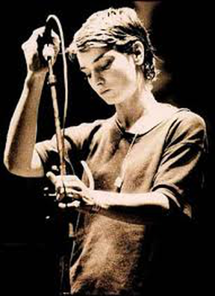 Singer songwriter - Sinead O'Connor
