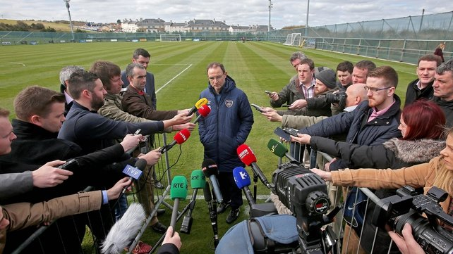 Martin O'Neill: Places still up for grabs