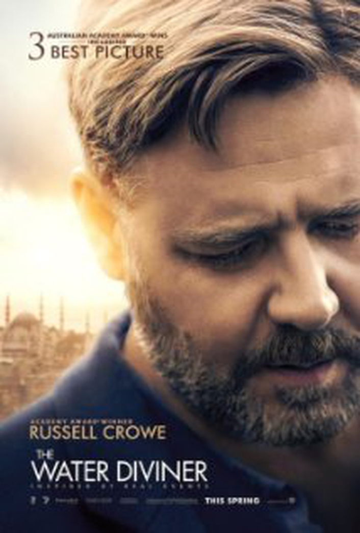 """Russell Crowe directs """"The Water Diviner"""""""