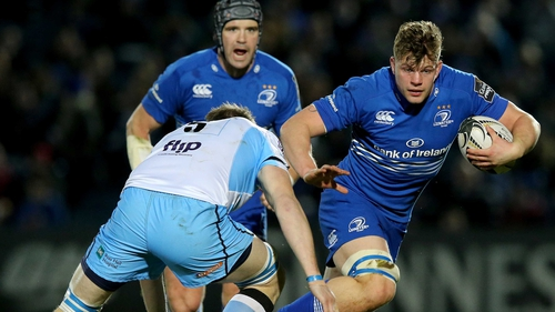 Jordi Murphy is swapping Leinster for another province
