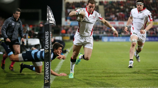 Ulster give Cardiff a dose of the blues
