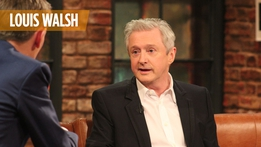 The Late Late Show Extras: Louis Walsh