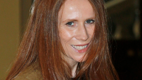 Catherine Tate - a guest on Jonathan Ross