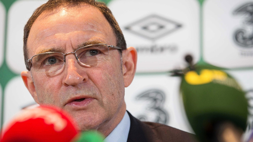 Martin O'Neill Press Conference