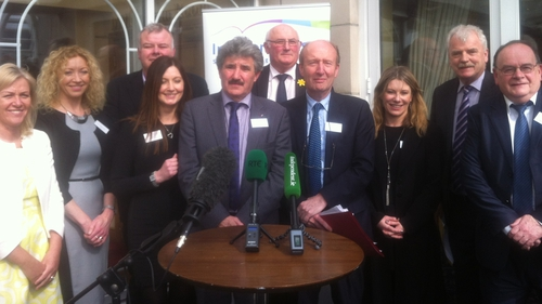 Independent TDs met with Independent councillors in Tullamore
