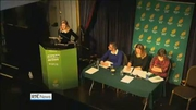 One News Web: Green Party holds annual conference in Kilkenny
