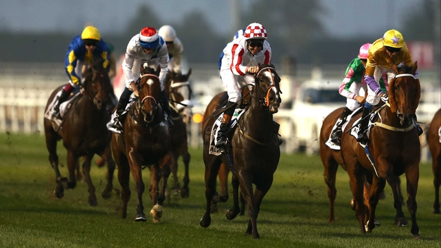 Sole Power sees off fellow speedsters at Meydan