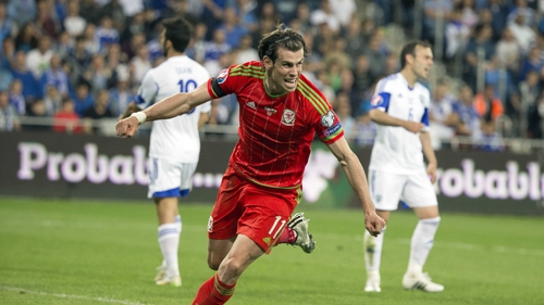 Gareth Bale has scored 16 goals in 49 appearances for Wales