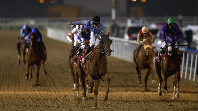 Prince Bishop rules in Dubai World Cup