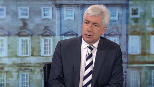 Alex White said the party has a track record of prevailing and kept many of their 2011 General Election promises